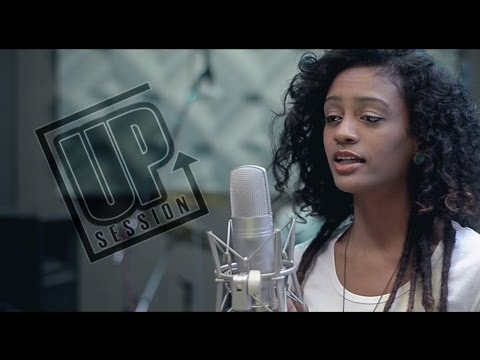 UP Session - Caro Perne - Come Over (Estelle - Cover)