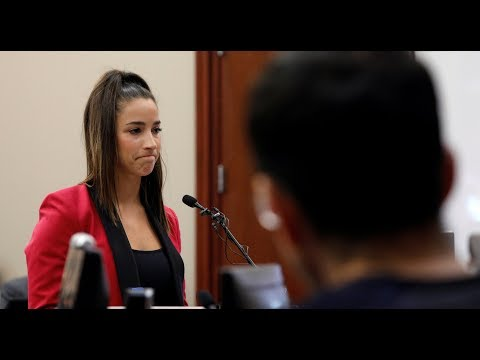 Aly Raisman sues US Olympic Committee over Nassar abuse
