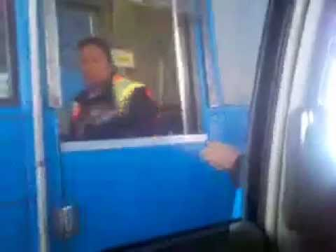 Toll booth lady sings to the radio  FUNNY ignore first part