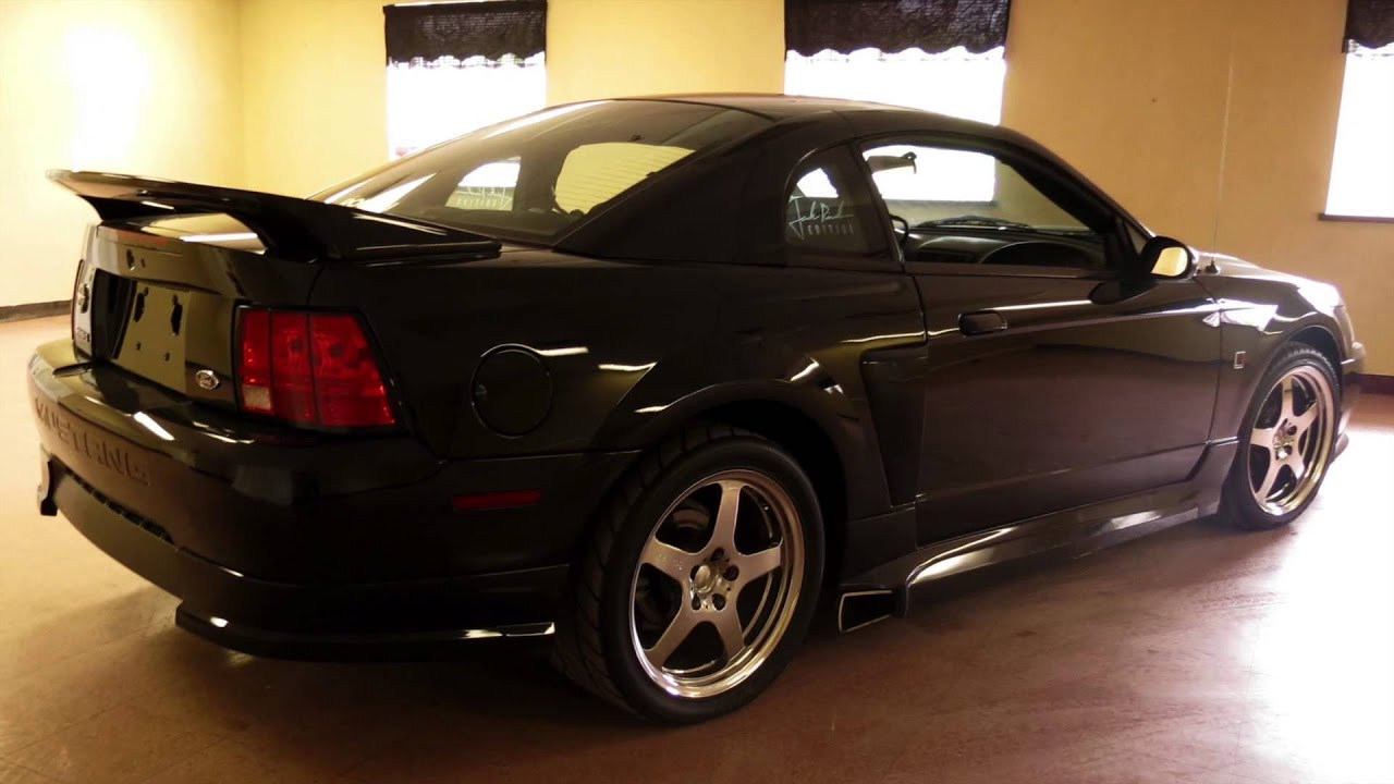 Roush Stage 3 >> 2004 Roush Mustang - YouTube