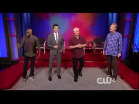 Whose Line 2014 10x17 Irish Drinking Song