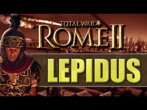 Rome 2: Lepidus' Rome 04 | Controling the Iberia