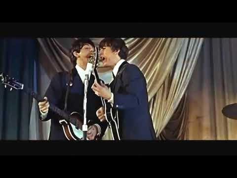 The Beatles - She Loves You (Color)