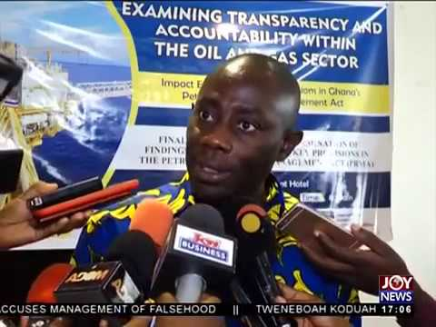 Fresh Donor Disbursements - Business Live on JoyNews (19-4-18)