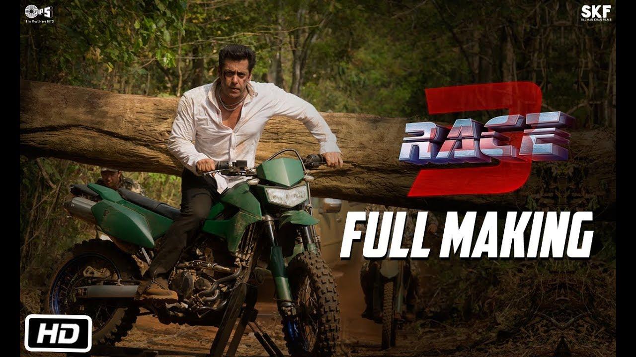 Download Race 3 | Full Making | Salman Khan | Remo D'souza