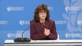 Euskadi registra 25 fallecidos más y 675 nuevos contagios