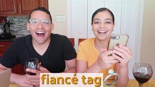 FIANCE TAG - MARRIAGE, KIDS, FUTURE GOALS