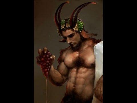 Dionysius, the 12th Olympian God