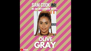 Sam Cook In An Interview With | Olive Gray (Tracy Beaker: The Reunion)