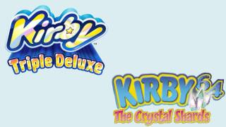 Kirby 64 + Kirby Triple Deluxe - Ripple Red ~ Ripple Star