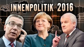 Innenpolitik 2016 - Christoph Hörstel im NuoViso Talk