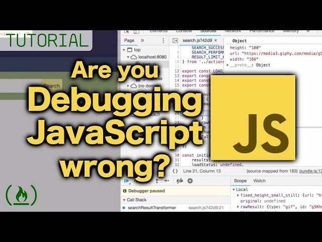Debugging JavaScript - Are you doing it wrong?