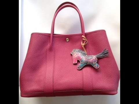 7640f5f3472e Hermes Garden Party - YouTube