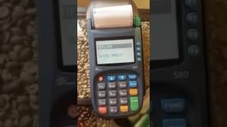 Pos offline transaction
