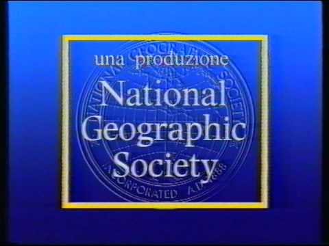 Sigla National Geographic Video (1993)
