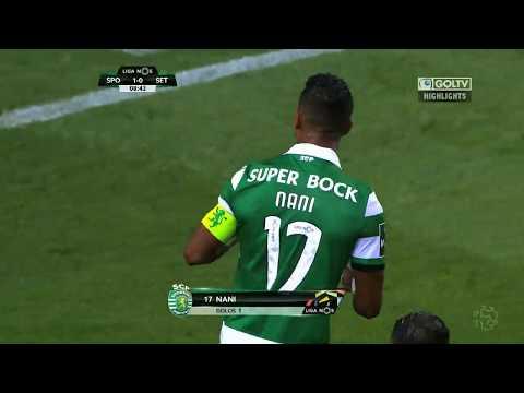 Sporting Lisboa 2:1 Vitória Setúbal