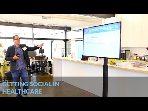 Getting SOCIAL in HEALTHCARE