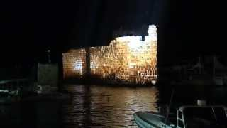 Byblos 3D Mapping event - 2013 - Official Video