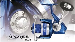 Okuma Azores / Heavy Duty Spinning & Jigging Reel