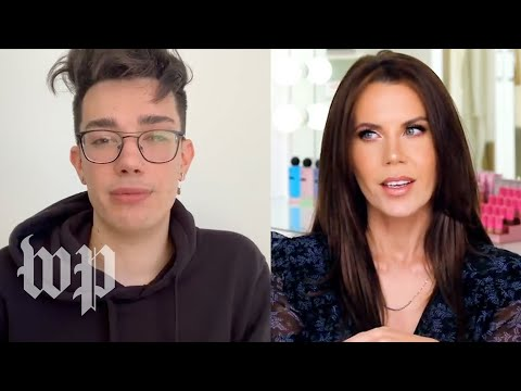 Major influencers react to the James Charles-Tati Westbrook YouTube feud