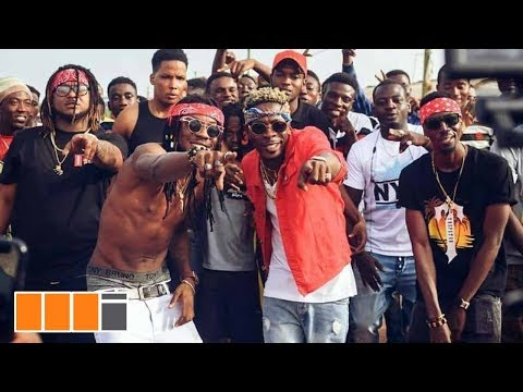 Shatta Wale - Thunder Fire ft. SM Militants (Official Video)