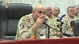 بالفيديو.. الفريق صدقي صبحي يلتقي قادة الجيوش الميدانية والمناطق العسكرية