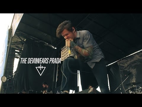 The Devil Wears Prada - HTML Rulez D00D Live Vans Warped Tour 2014 Houston