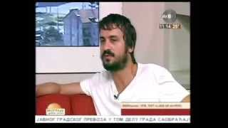 SNAGA RAZLIČITOSTI - najava na TV Studio B (Beograde, dobro jutro)