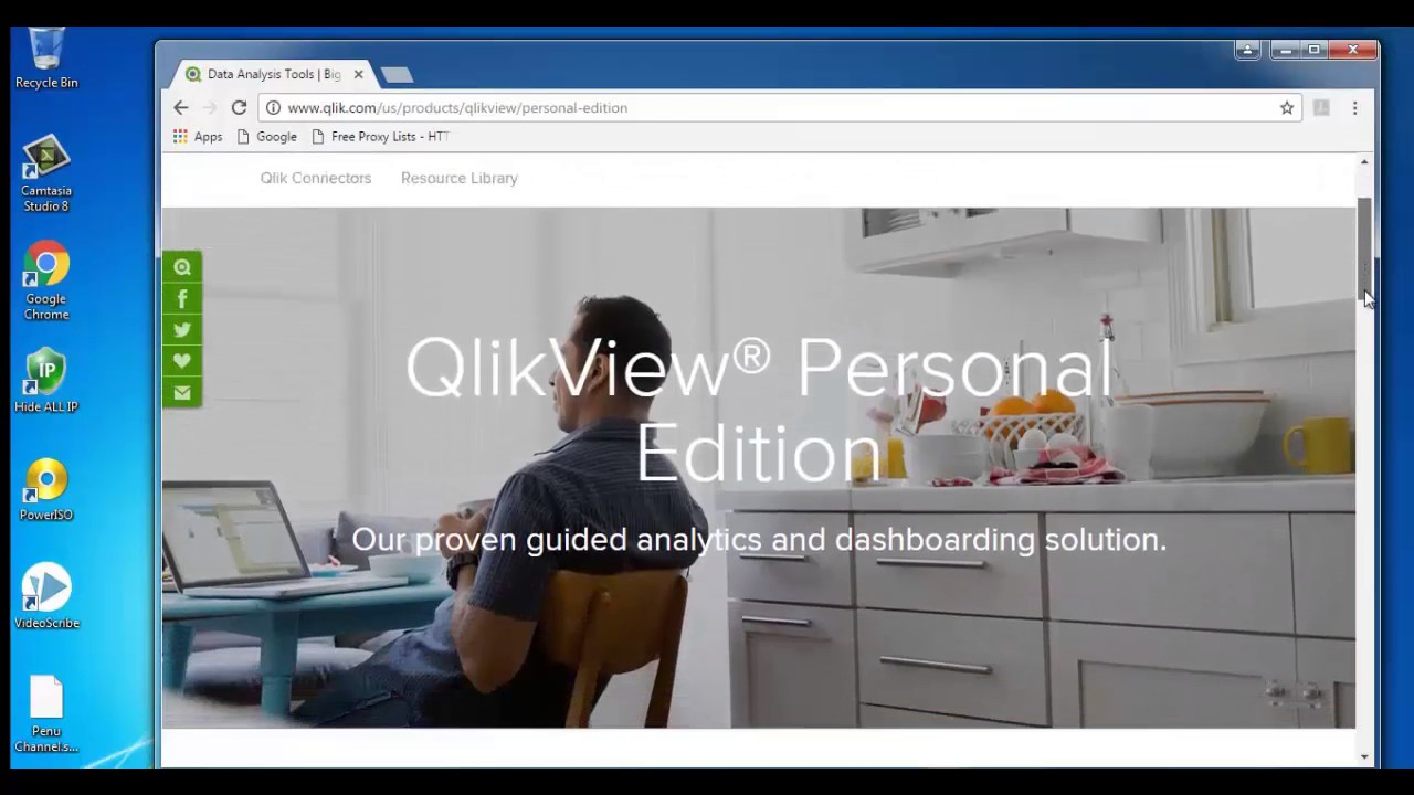 How to download and install Qlikview12