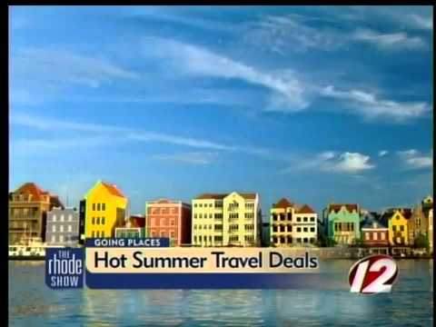 Hot summer travel from Providence