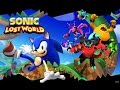 GameMovie #34 Sonic Lost World (Película completa en español HD)
