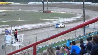Fulton Speedway 8/8/15 Spectator race 1