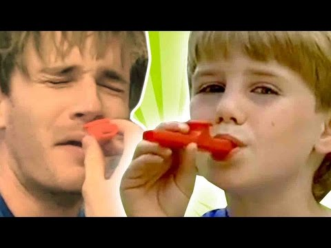 Thumbnail: STOP CALLING ME THE KAZOO KID!