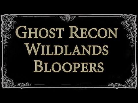 Ghost Recon Wildlands - Bloopers, Glitches & Silly Stuff