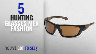 Top 10 Hunting Glasses [Men Fashion Winter 2018 ]: Carhartt Carbondale Safety Sunglasses with