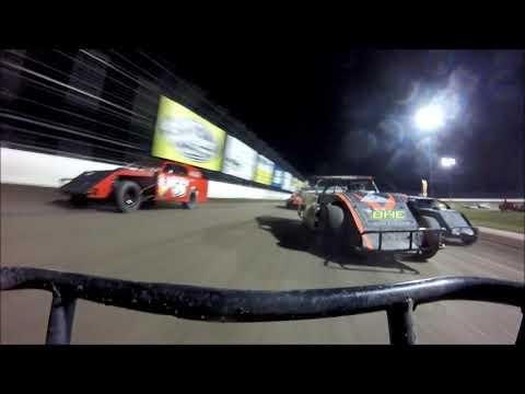 Dodge City Raceway rearview 9-20-2019 #92