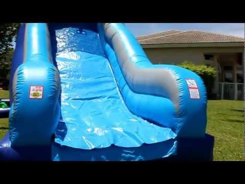 Bounce House / Slide set-up