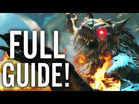 DEAD OF THE NIGHT EASTER EGG GUIDE: Full Black Ops 4 Zombies Easter Egg Walkthrough Tutorial (DLC 1)