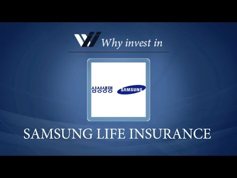 Samsung Life Insurance - Why invest in 2015