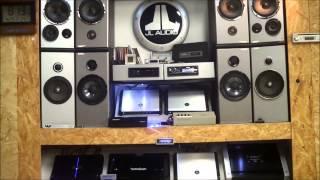 カースピーカー比較(2) BLAM KICKER DIATONE 【Quality comparison of car speakers】   Mariah Carey Hero