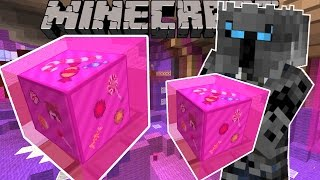 Minecraft: THE CANDY TREASURE?! - HALLOWEEN CANDY - Custom Map [4]