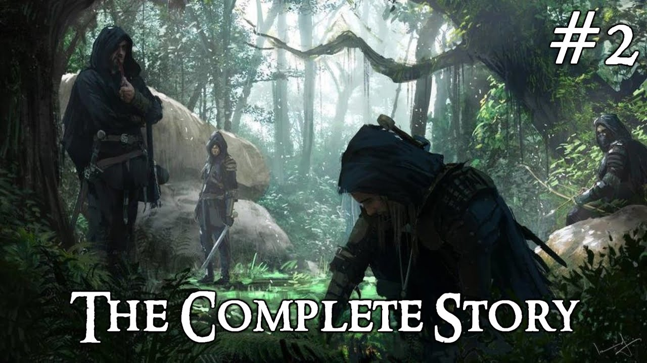 The Dúnedain: The Complete Story | The Complete Story of Middle-Earth #2 | The Lord of the Rings