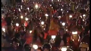 韓總「貪食蛇掃街」來啦!投票倒數,韓國瑜高雄三民區掃街活動現場直擊
