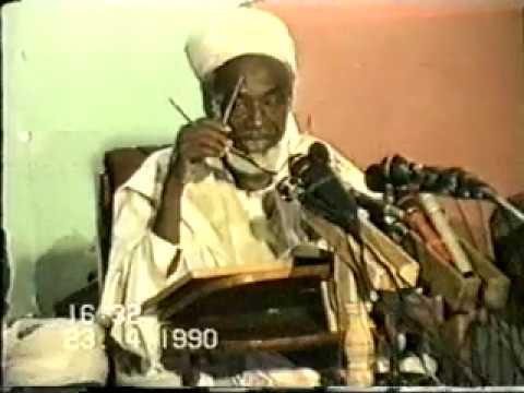 Download Shek abubakar gumi tafsir kashi na biuya 1990