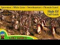 High Elf Unit Guide: Spearmen, White Lions, Swordmasters & Phoenix guard - Total War: Warhammer 2