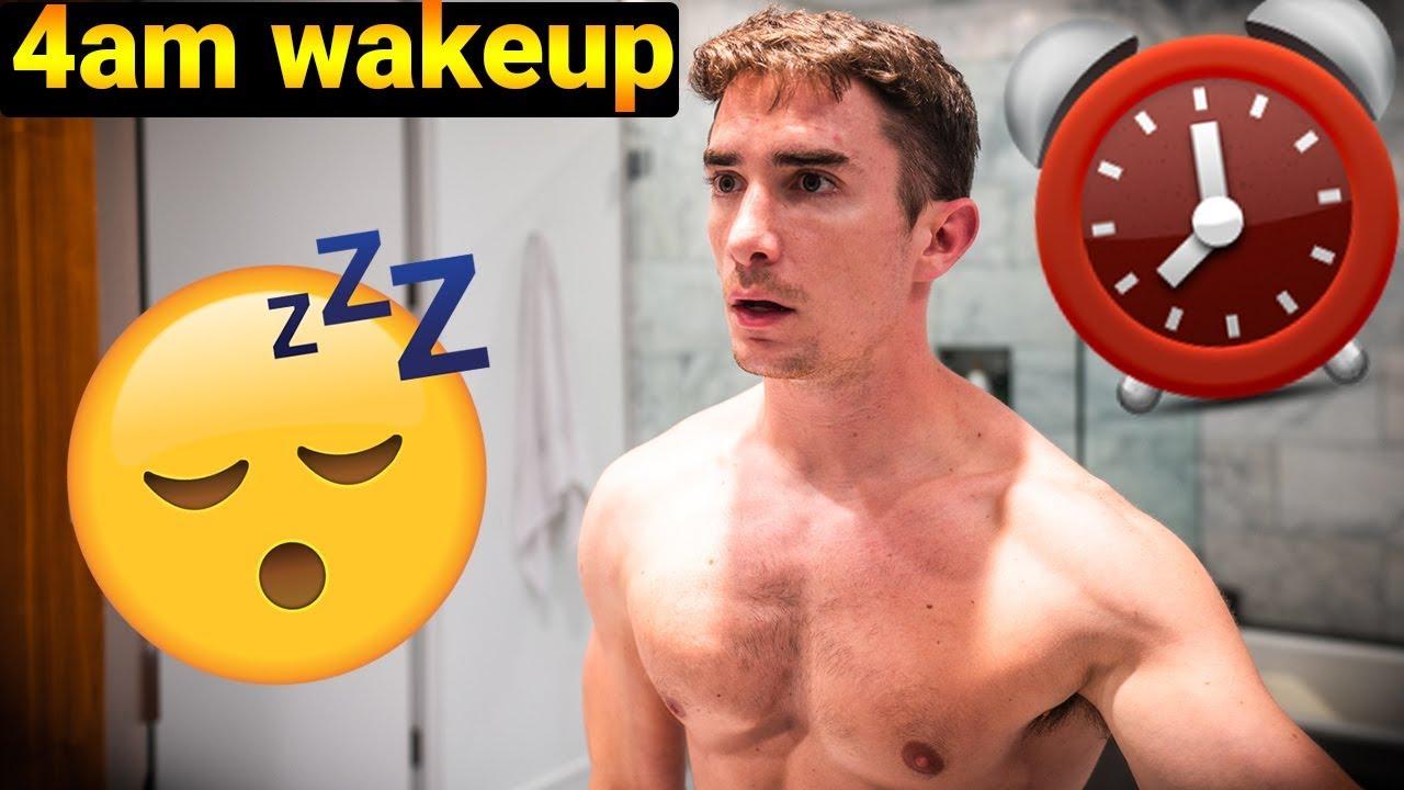 waking up at 4am everyday? - YouTube