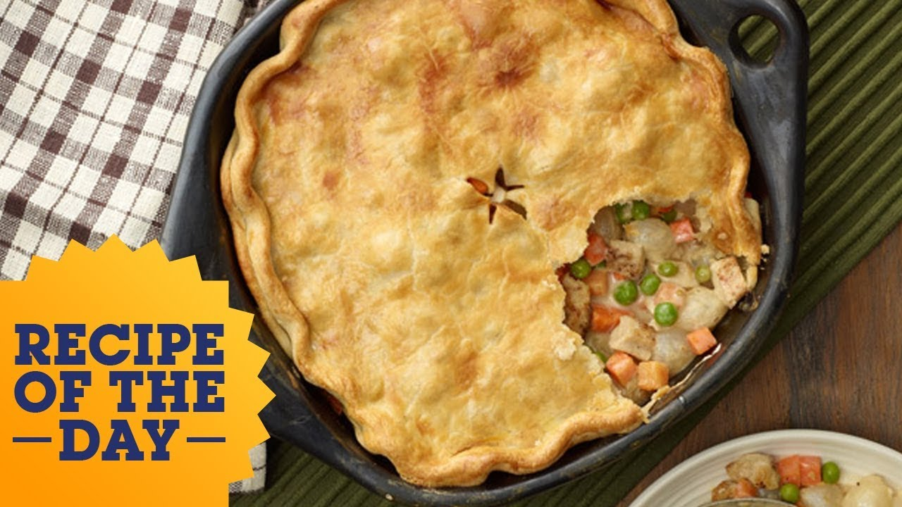 Recipe of the day sunnys easy chicken pot pie food network youtube recipe of the day sunnys easy chicken pot pie food network forumfinder Choice Image