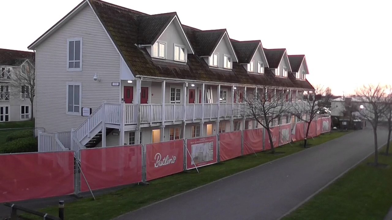 First Look At The New Fairground Apartments Butlins Skegness