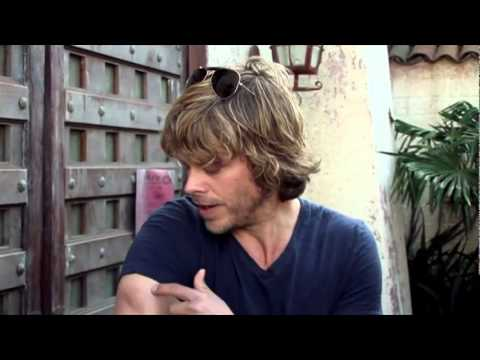 NCIS  Los Angeles   Eric Christian Olsen Answered my question
