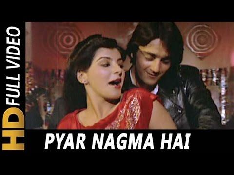Pyar Nagma Hai Pyar Sargam Hai | R. D. Burman, Asha Bhosle | Zameen Aasmaan 1984 Songs | Sanjay Dutt